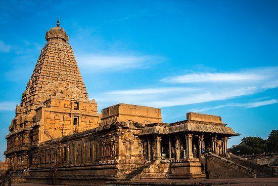 tanjavur temple in tamil nadu