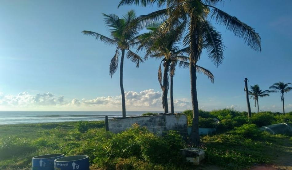 Climate in Tamil nadu